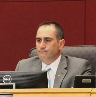 County Commissioner Paul Caragiulo. Photo by Rachel Hackney