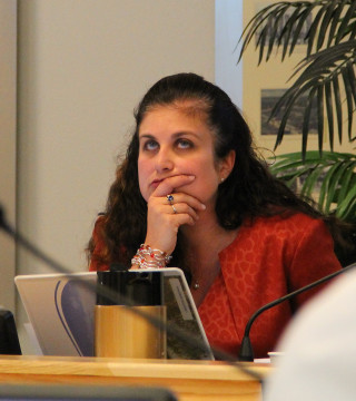 Commissioner Christine Robinson. News Leader file photo