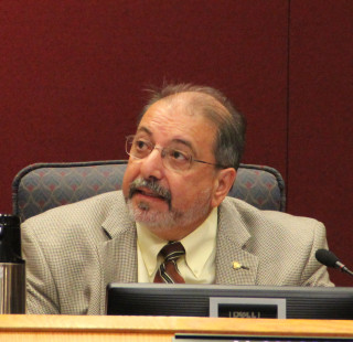 Commission Chair Al Maio. File photo