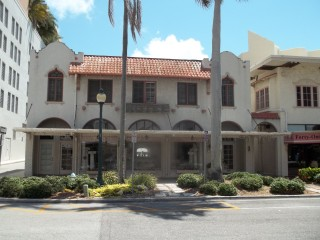 The DeMarcay is an historic site on Palm Avenue. Photo by ebaye via Wikimedia