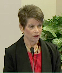 Donna Thompson. File photo