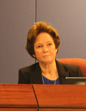 Sarasota Schools Superintendent Lori White. Rachel Hackney photo