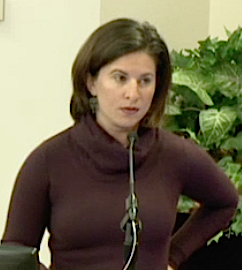 Abby Weingarten. File photo