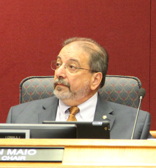 County Commission Vice Chair Al Maio. File photo
