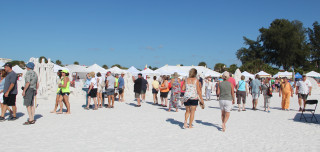 Many activities draw visitors to the Crystal Classic each year. File photo