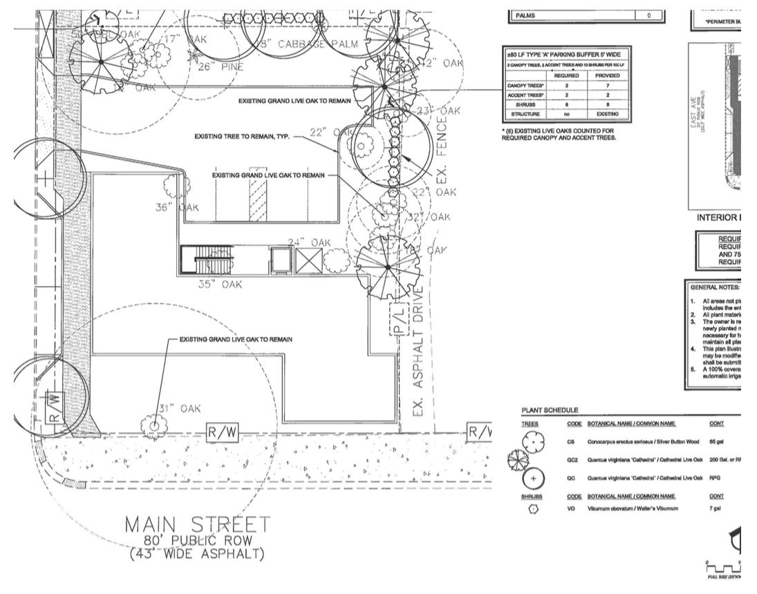 main street project