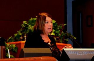 Virginia Haley. File photo