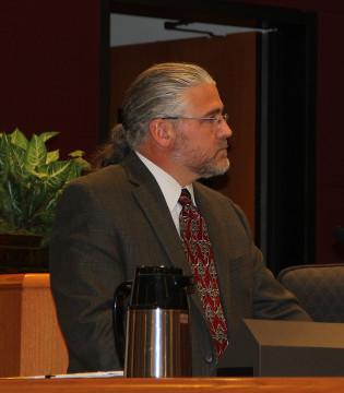 Howard Berna. File photo