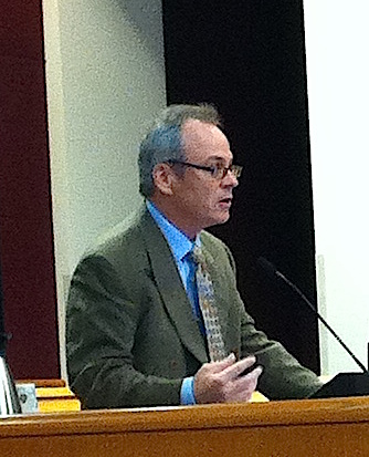 Michael Barfield. File photo