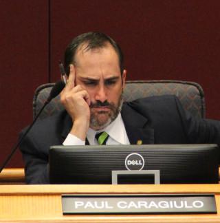 Vice Chair Paul Caragiulo. File photo