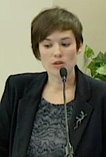 Rachel A. Herman. News Leader photo