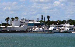 Marina Jack is located on Sarasota Bay in downtown Sarasota. File photo