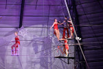 Sailor Circus Dec. 2013 Girl aerialist on chair Dec. 28 LOW REZ