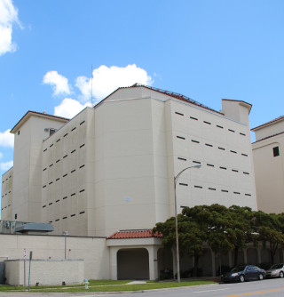 The Sarasota County Jail is in downtown Sarasota. File photo