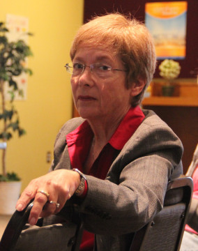 Former County Commissioner Nora Patterson. Rachel Hackney photo