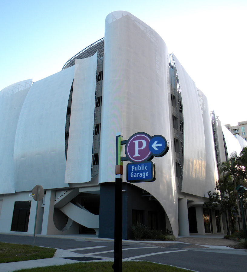 State Street Garage : New equipment to be purchased implement paid parking