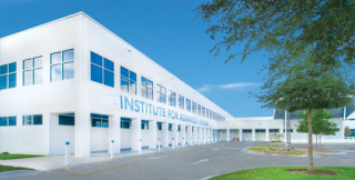 Sarasota Memorial Hospital's Institute for Advanced Medicine is on Rand Boulevard. Photo from the SMH website