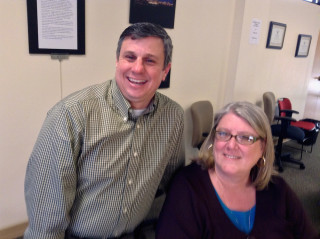 Wayne Applebee is coordinator of Sarasota County's services to the homeless, and Nancy DeLoach is the coordinator of homelessness and poverty policy for the county. File photo