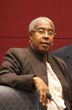 Commissioner Carolyn Mason. File photo