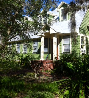 The 'Seven Gables' house stands at 405 S. Osprey Ave. in Sarasota. Contributed photo by Diana Hamilton