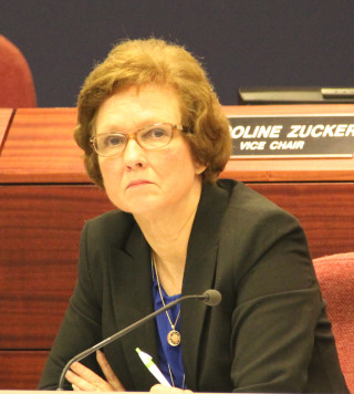 Superintendent Lori White. Rachel Hackney photo