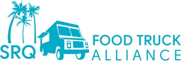 The SRQ Food Truck Alliance logo. Image from the organization's website