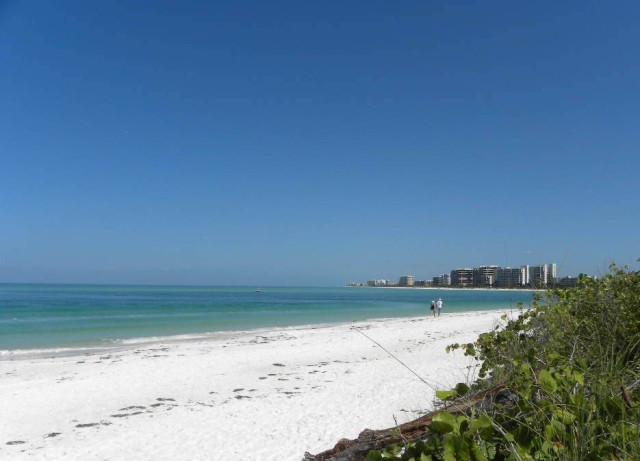 North Lido Beach is owned by the City of Sarasota and maintained by Sarasota County. Image courtesy Sarasota County