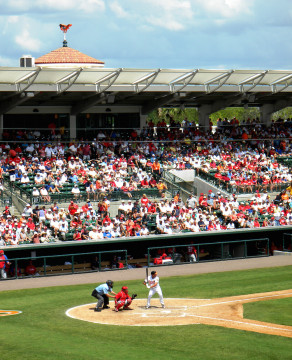 The Orioles face the Phillies in 2012. File photo