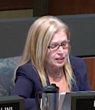 Commissioner Liz Alpert. File photo