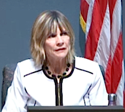 Commissioner Suzanne Atwell. File photo