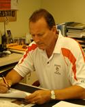 Jeff Hradek. Photo courtesy Sarasota County Schools