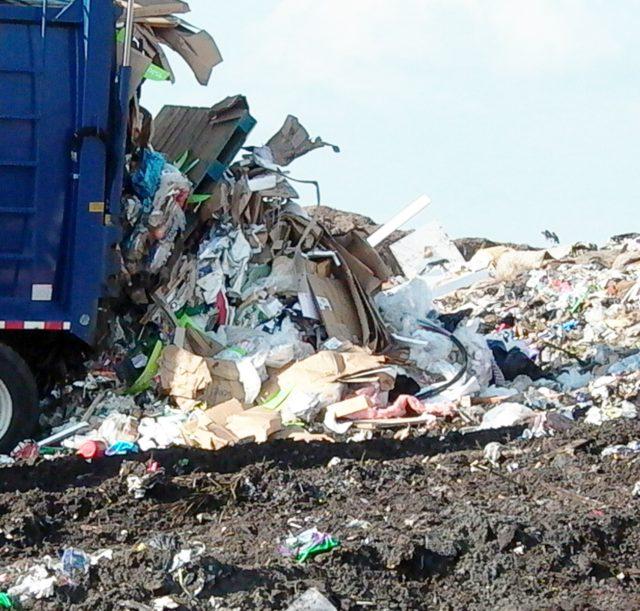 The Sarasota County landfill is in Nokomis. Photo courtesy Sarasota County