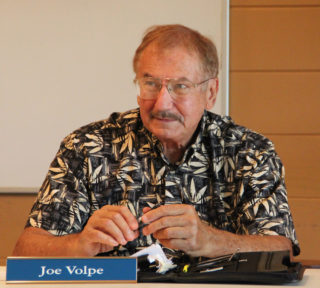 Joe Volpe. File photo