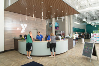 The Frank Berlin Branch of the YMCA is on South Euclid Avenue in Sarasota. Photo from the Sarasota YMCA website
