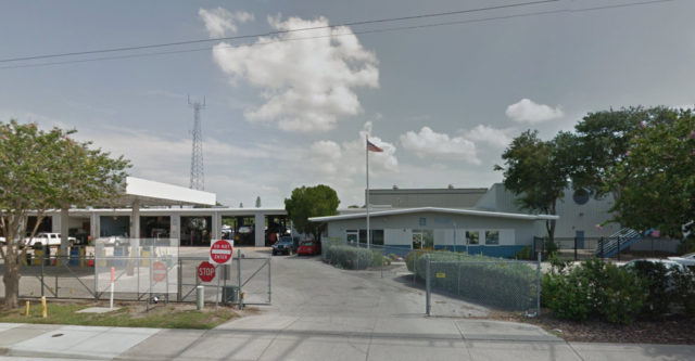 The city's Public Works facility is located at 1751 12th St. in Sarasota. Image from Google Maps