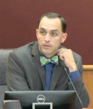 Planning Commissioner Kevin Cooper. News Leader photo