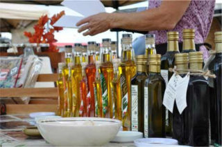 The market is held on the grounds of Phillippi Estate Park. Photo courtesy Sarasota County