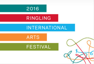Logo from The Ringling's website