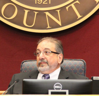 Commission Chair Al Maio. File photo