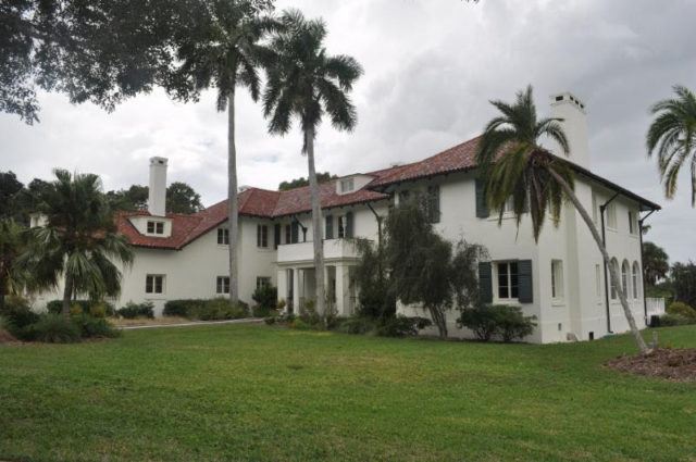 Phillippi Estate Park is located at 5500 S. Tamiami Trail in Sarasota. Image courtesy Sarasota County