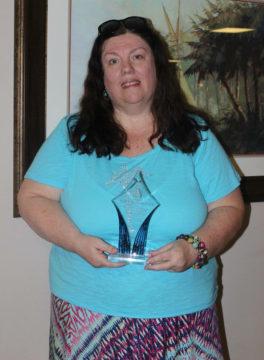 Debra Piner. Photo courtesy Sarasota County Schools
