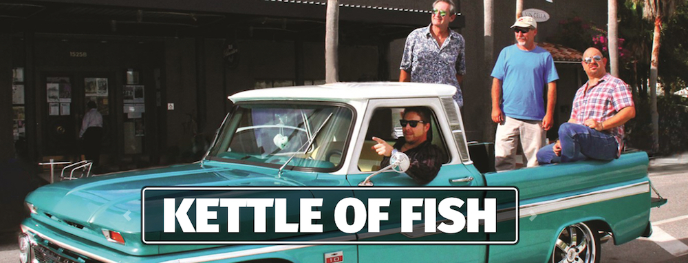 Kettle of fish to headline july 21 friday fest for Kettle of fish