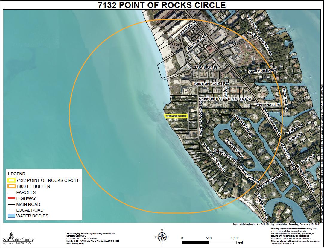 Sarasota County Property Appraiser Map