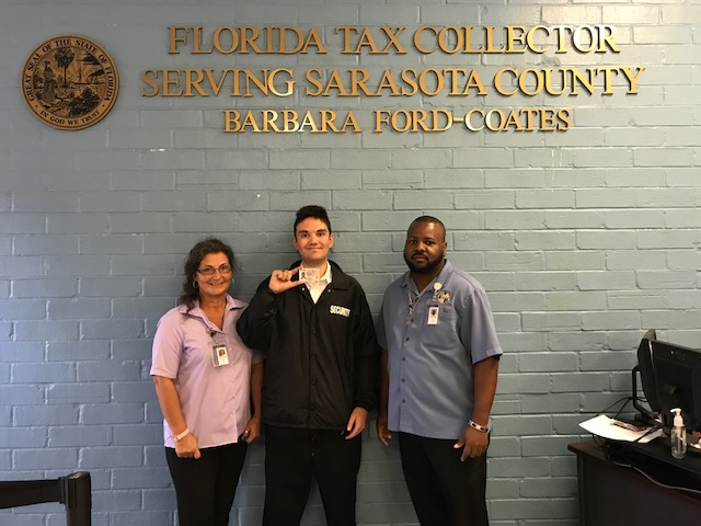 Redesigned drivers licenses and id cards being issued in for Sarasota motor vehicle registration