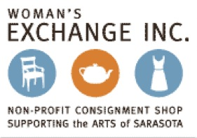 The Woman's Exchange logo. Image courtesy Woman's Exchange