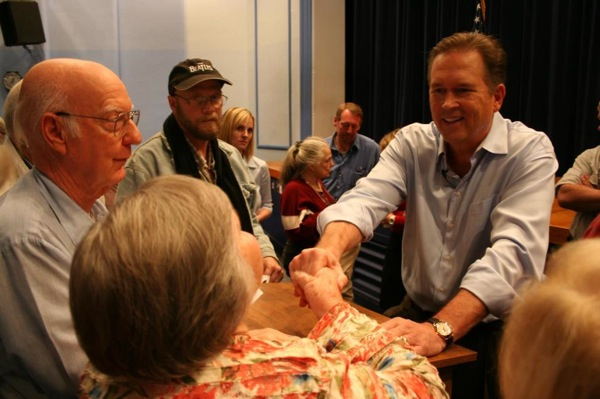 Withdrawn Buchanan filing says media reports 'disparaging' the congressman