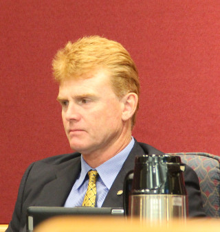 County Commissioner Charles Hines. File photo