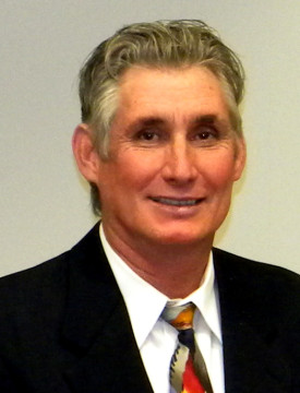 Former County Commissioner Jon Thaxton. Photo courtesy of Sarasota County