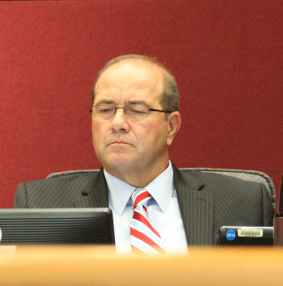County Administrator Tom Harmer. Photo by Rachel Hackney