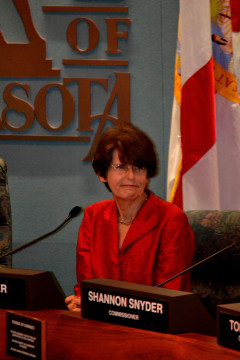 City Commissioner Susan Chapman. File photo
